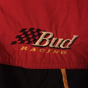 Colombia Sportswear Bud racing jacket